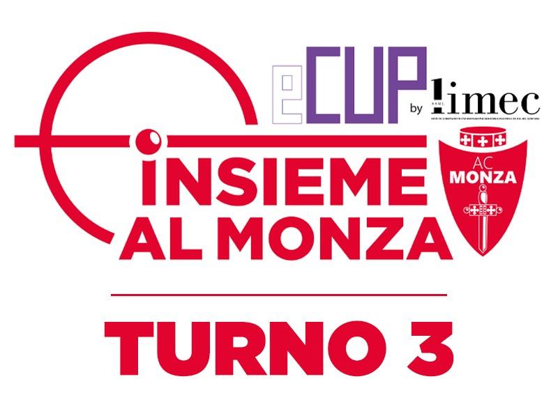 TURNO 3 - INSIEME AL MONZA E-CUP BY LIMEC