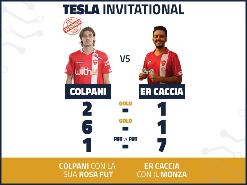 1   ANDREA COLPANI VS ER CACCIA