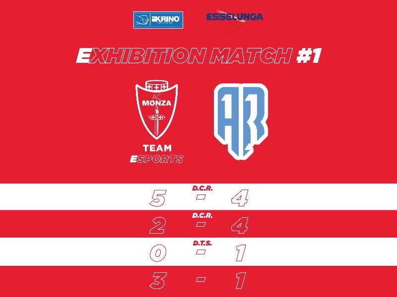 WIN | vs Team Romagnoli