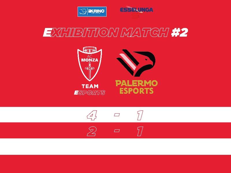 WIN | VS PALERMO ESPORTS