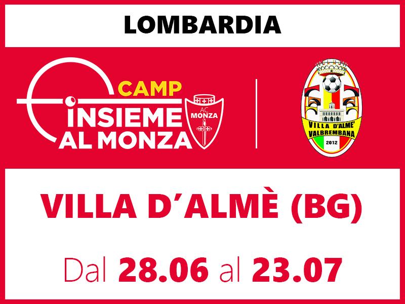 Camp 2021 - Villa Valle SSD