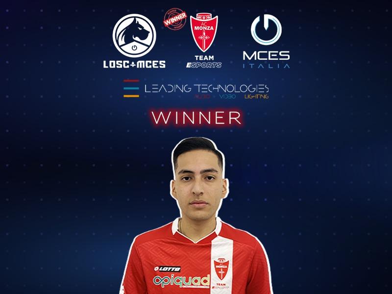 WIN | VS LILLE VS MCES ITALIA