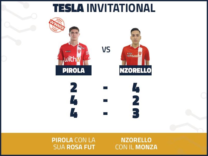 5 | LORENZO PIROLA VS NZORELLO