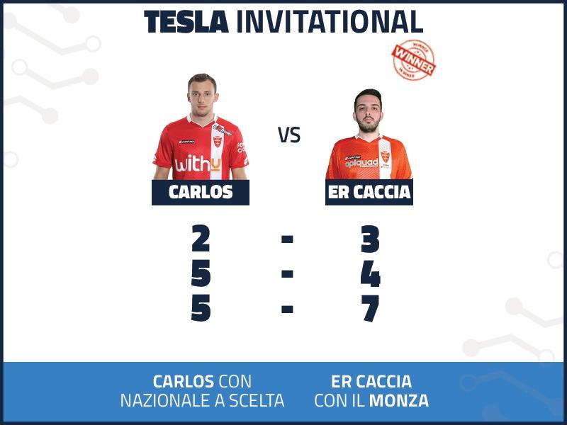 3 | CARLOS AUGUSTO VS ER CACCIA