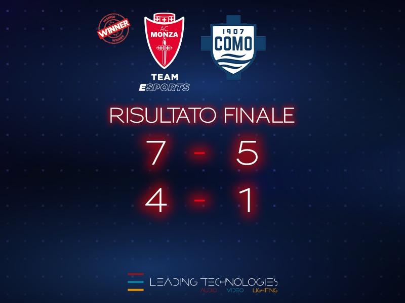 WIN | VS COMO