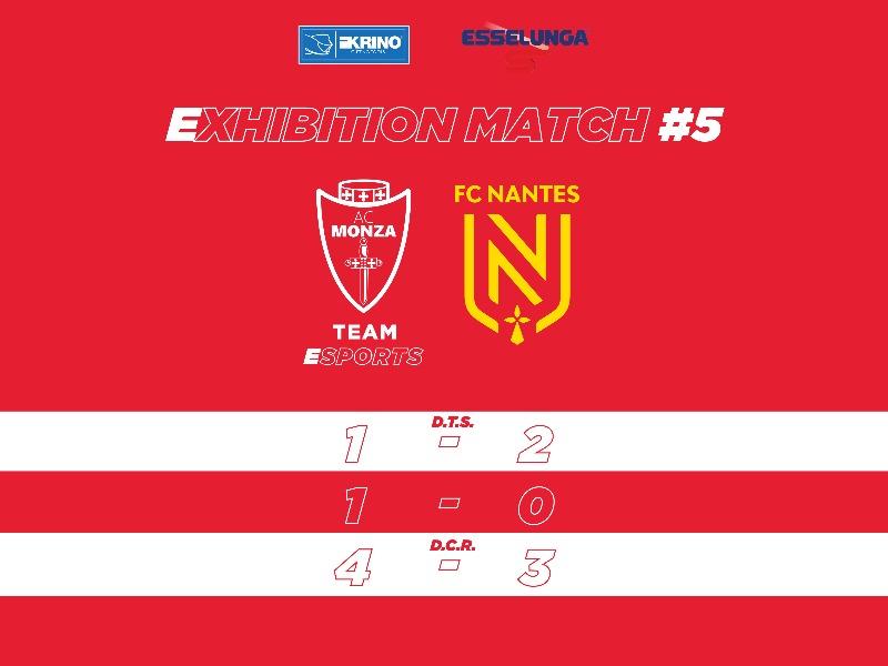 WIN | VS FC NANTES ESPORTS