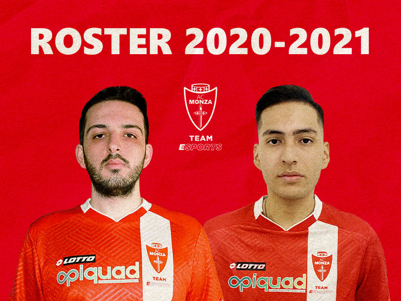 Roster 2020-2021