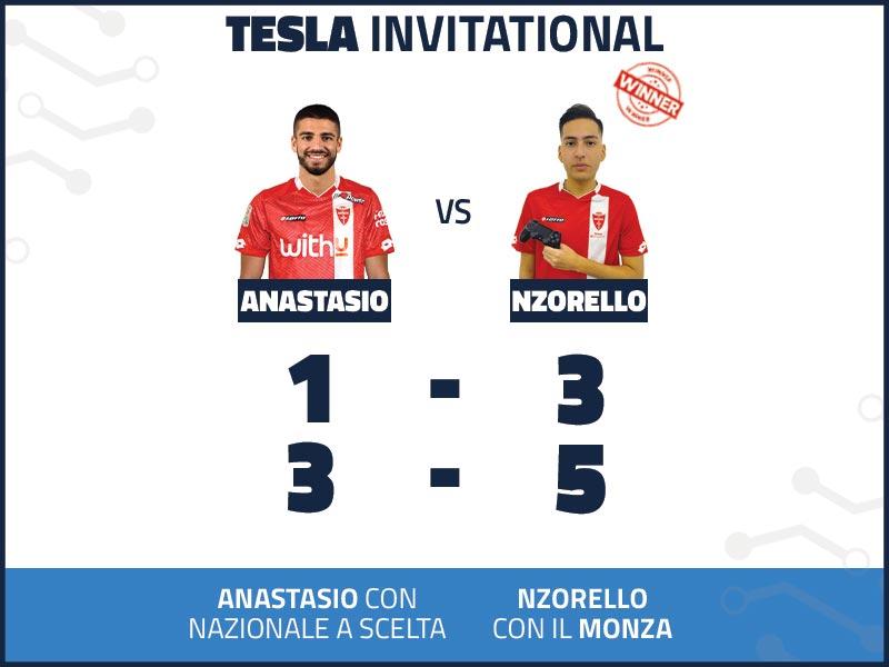 2 | ARMANDO ANASTASIO VS NZORELLO