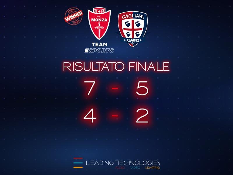 WIN | VS CAGLIARI