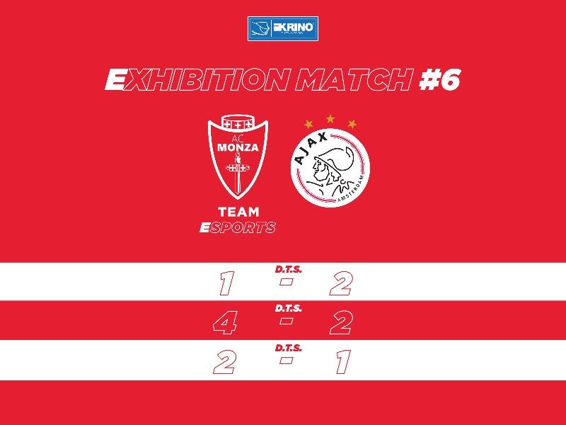 WIN | VS AJAX ESPORTS
