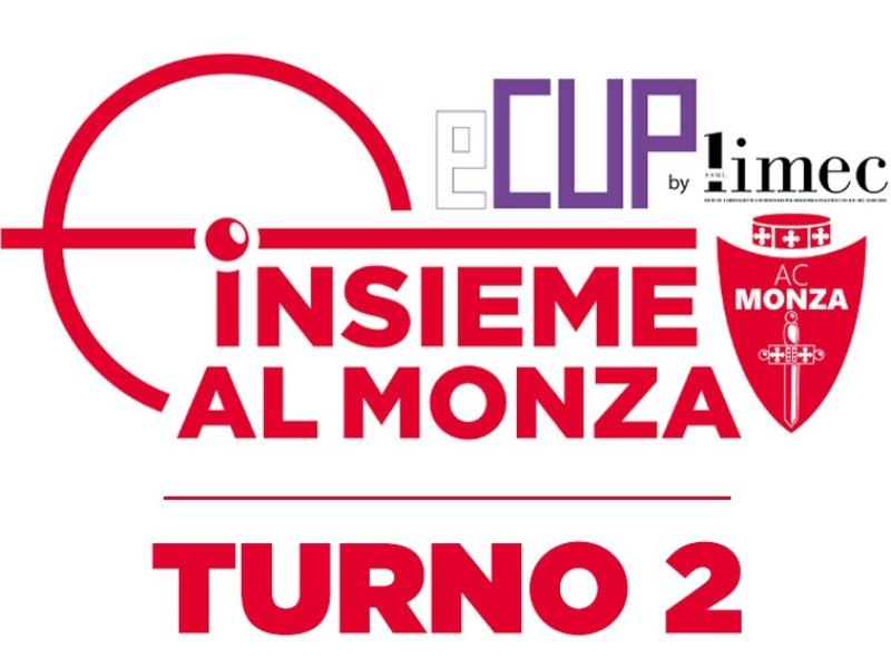 TURNO 2 - INSIEME AL MONZA E-CUP BY LIMEC