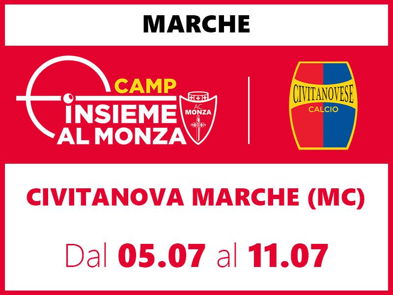 Camp 2021 - Civitanovese Calcio SSD