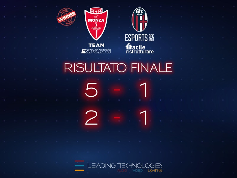 WIN | VS BOLOGNA