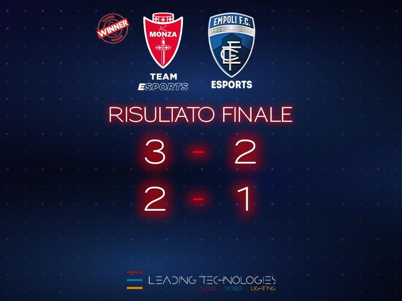 WIN | VS EMPOLI
