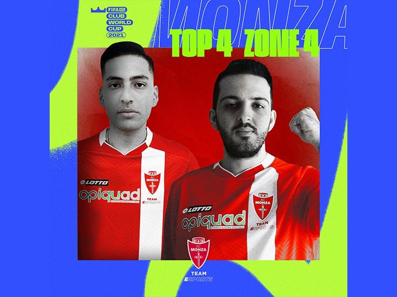 TOP 4 - FIFA e-CLUB WORLD CUP