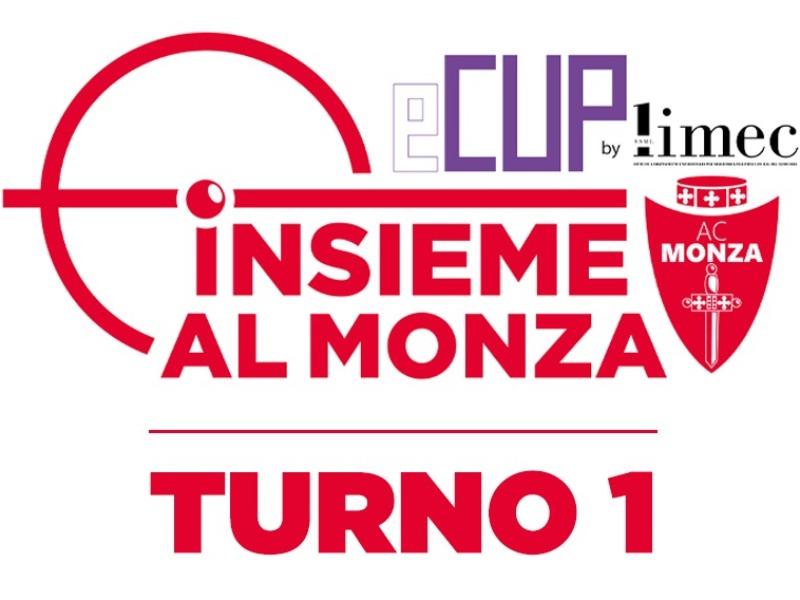 TURNO 1 - INSIEME AL MONZA E-CUP BY LIMEC