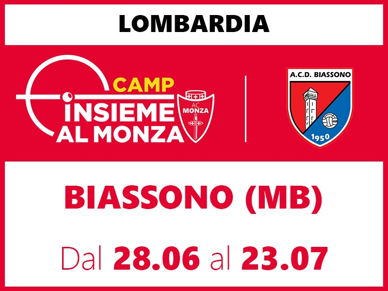 Camp 2021 - ACD Biassono