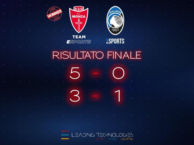 WIN | VS ATALANTA