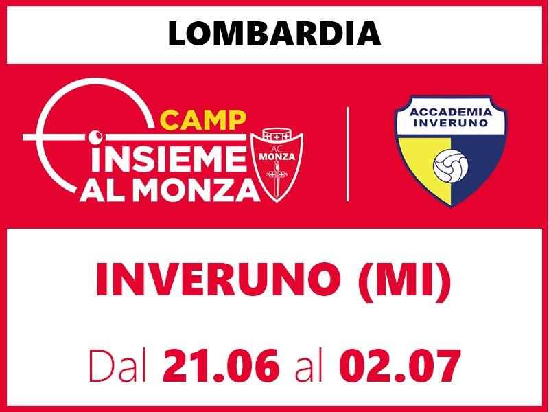 Camp 2021 - ASD Accademia Inveruno