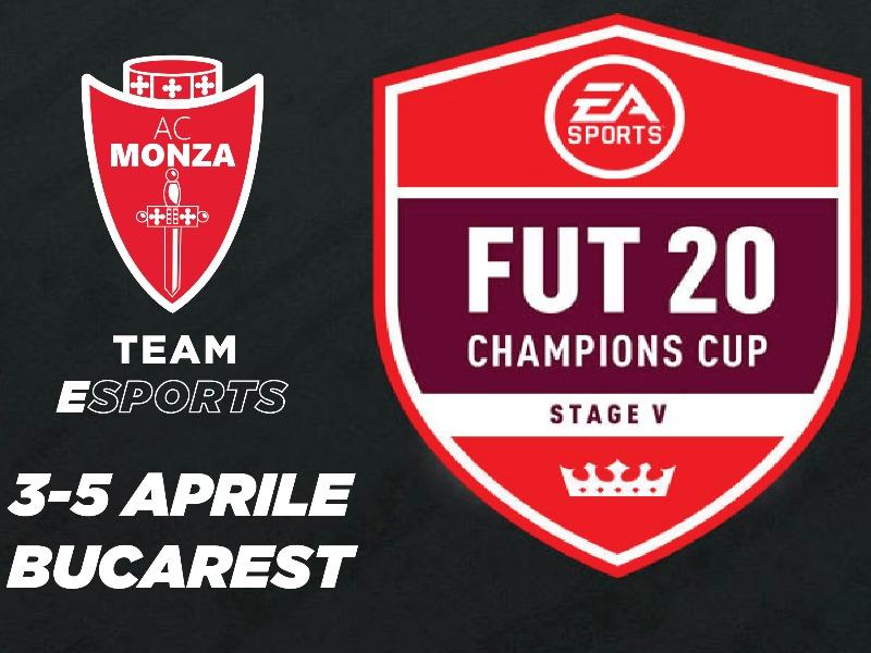 SIMONE FIGURA ALLA FUT CHAMPIONS CUP DI BUCAREST!