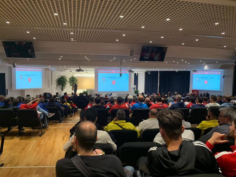 Prima serata di formazione per le società affiliate al Monza