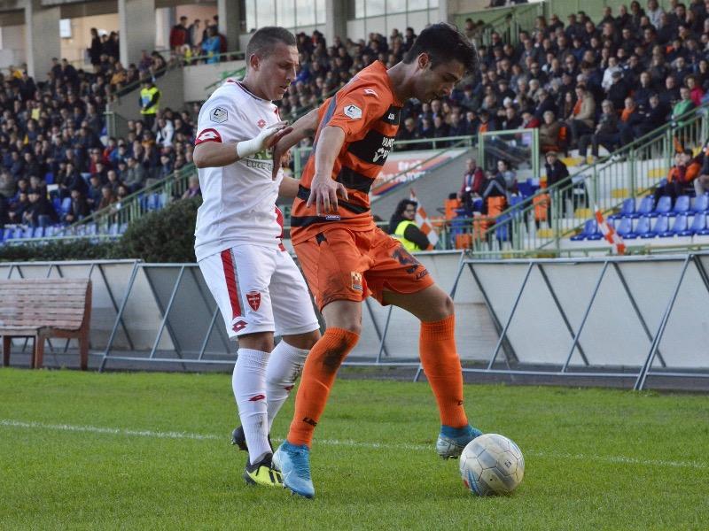 Pistoiese - Monza