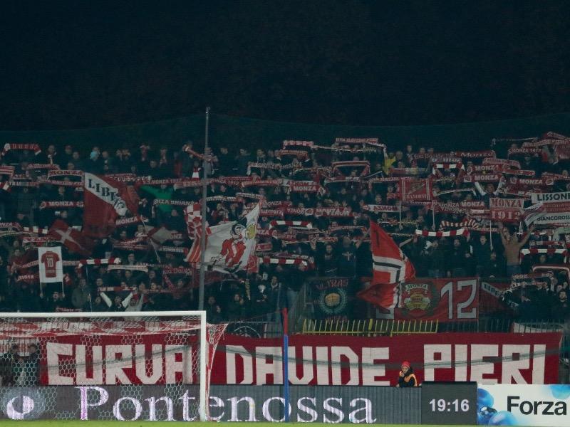 Monza - Carrarese