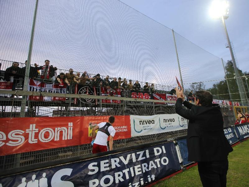 Olbia - Monza
