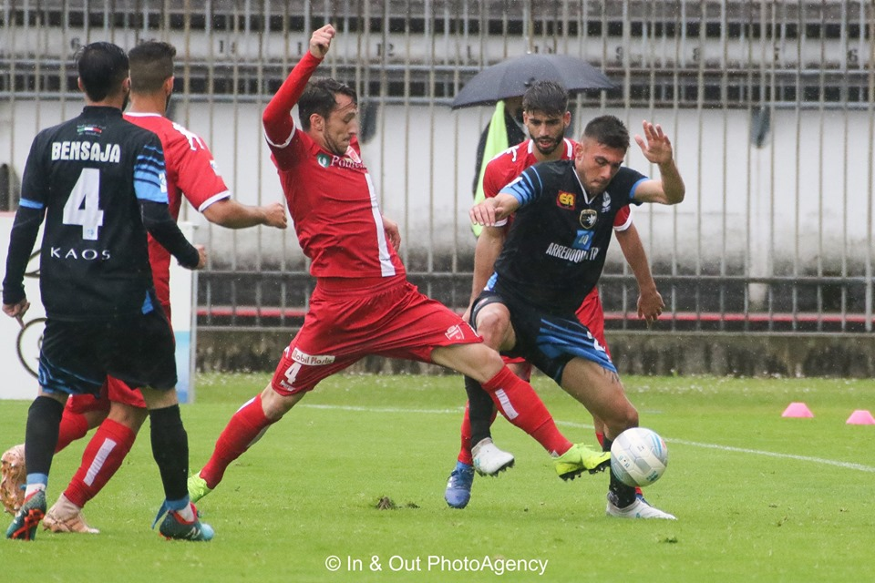Play Off: Monza vs Imolese
