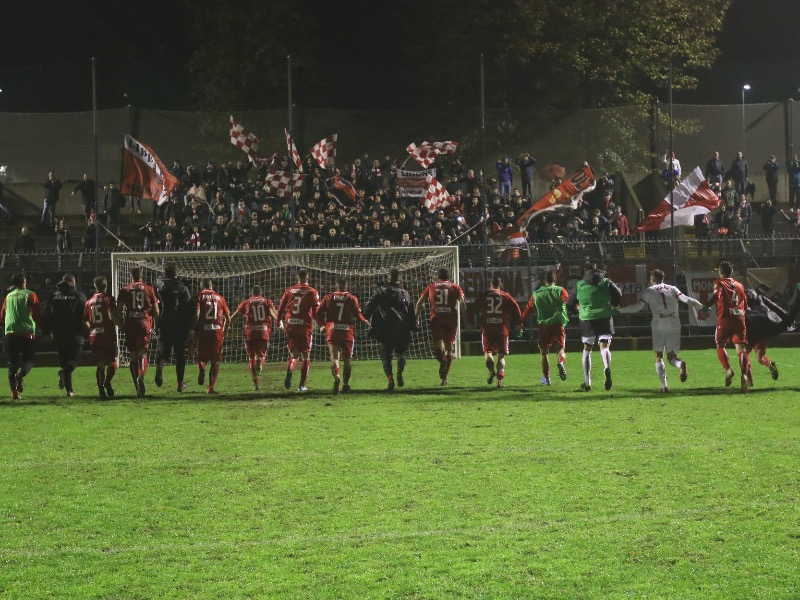 Pergolettese - Monza