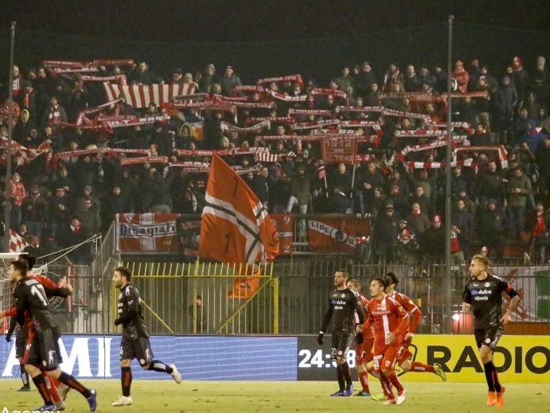 Monza vs Sudtirol