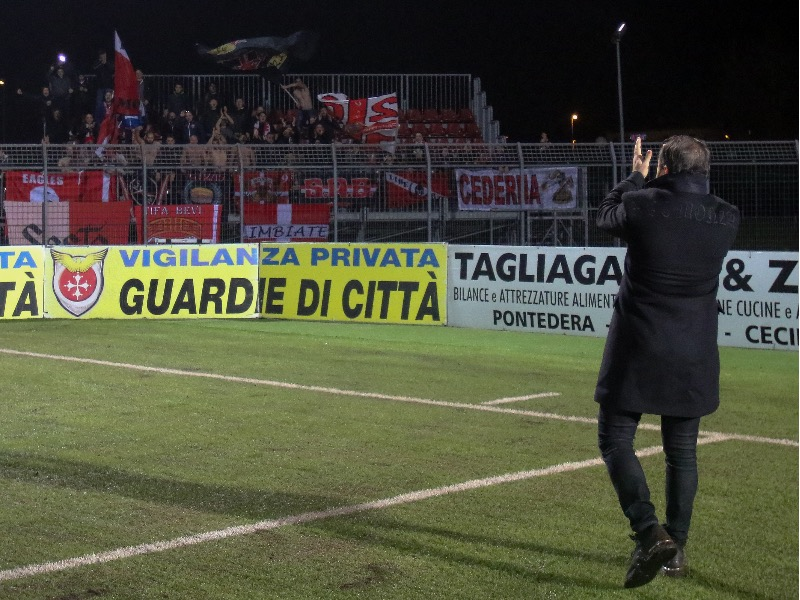 Pontedera - Monza