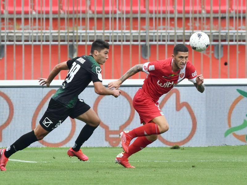 Serie BKT: Monza - Pordenone