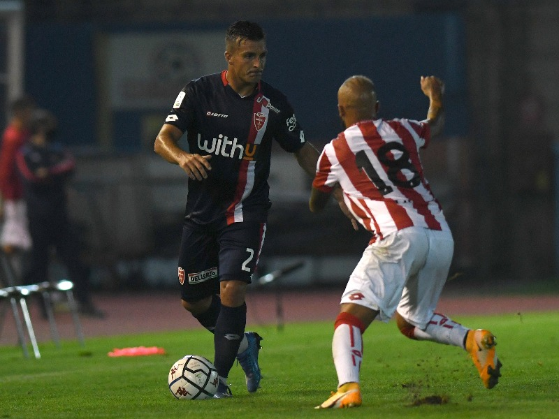 LR Vicenza - Monza