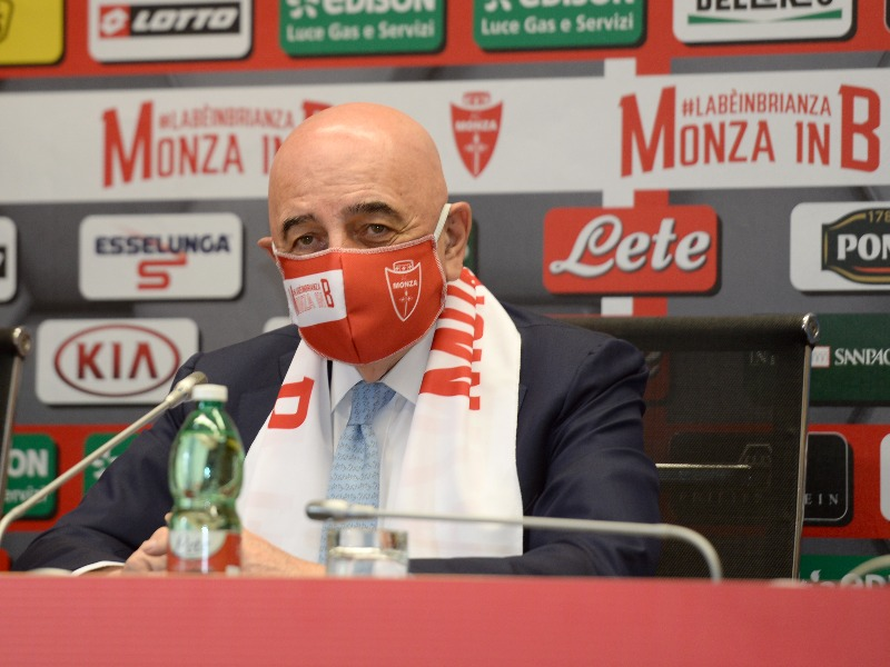 Conferenza stampa | Monza in B