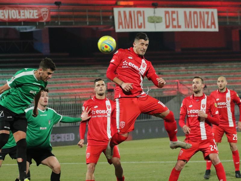 Monza - Pro Patria