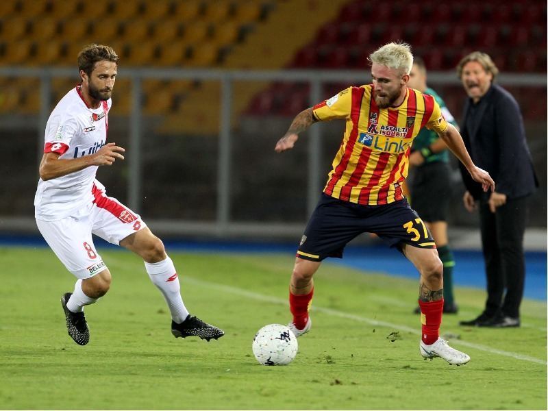 Serie BKT: Lecce - Monza