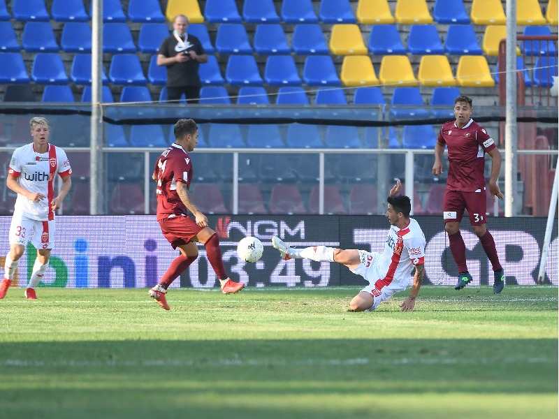 Serie BKT: Reggina - Monza