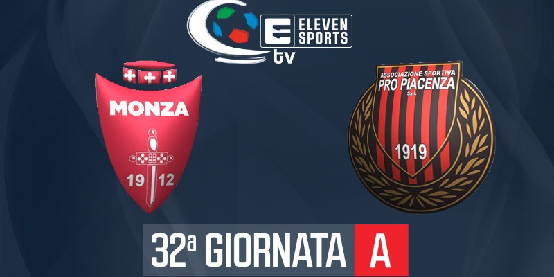 HIGHLIGHTS MONZA-PRO PIACENZA