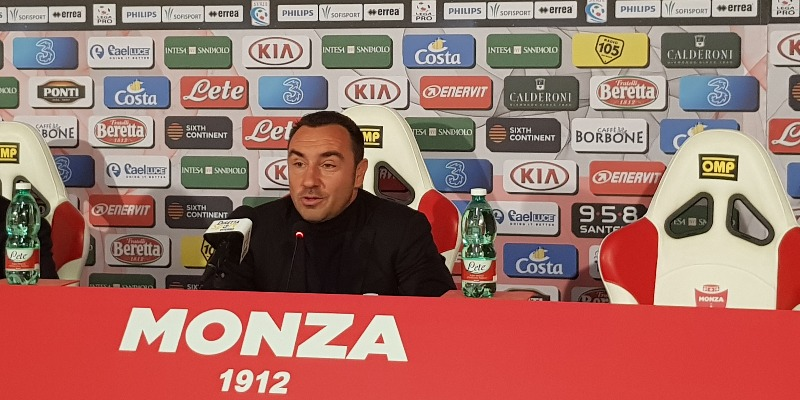 COPPA ITALIA: l'intervista a Brocchi post Viterbese