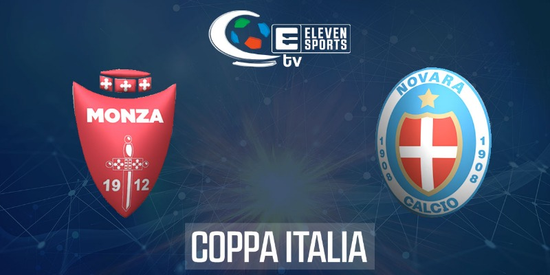 HIGHLIGHTS Coppa Italia: MONZA-Novara