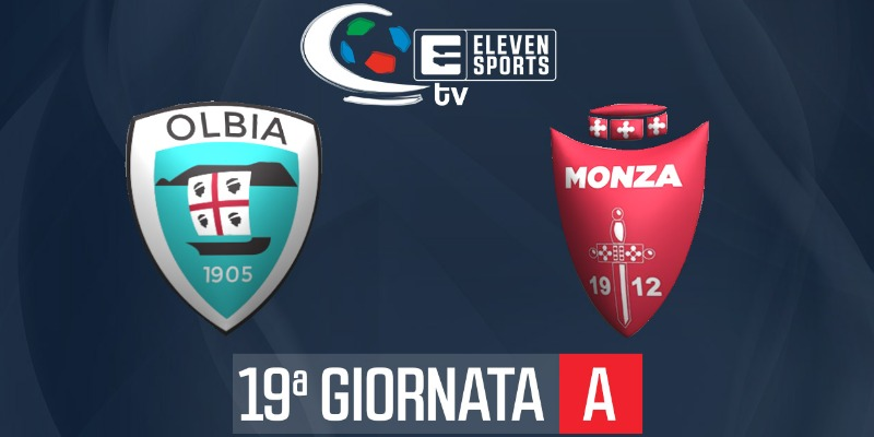 HIGHLIGHTS OLBIA-MONZA