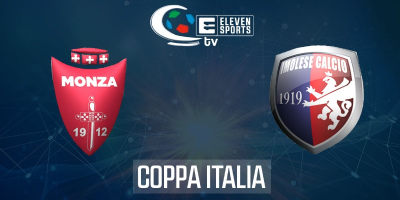 HIGHLIGHTS Coppa Italia: MONZA-Imolese