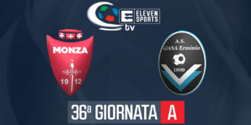 HIGHLIGHTS MONZA-GIANA ERMINIO