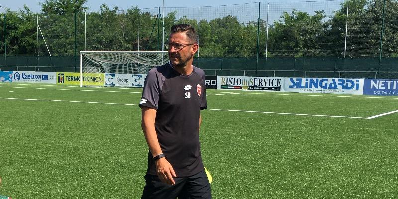 Stefano Baldini nello Staff di Cristian Brocchi