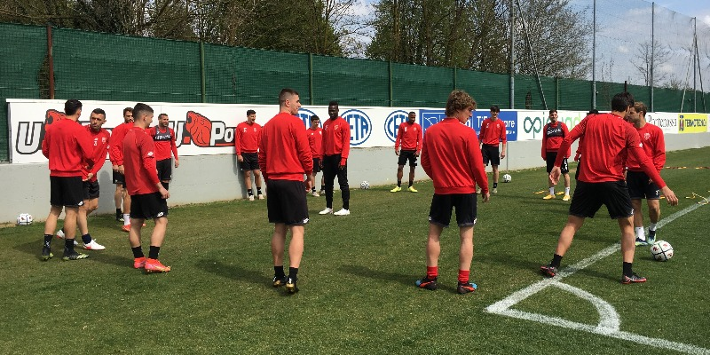Mister Brocchi calls 23 players for the match against Ascoli