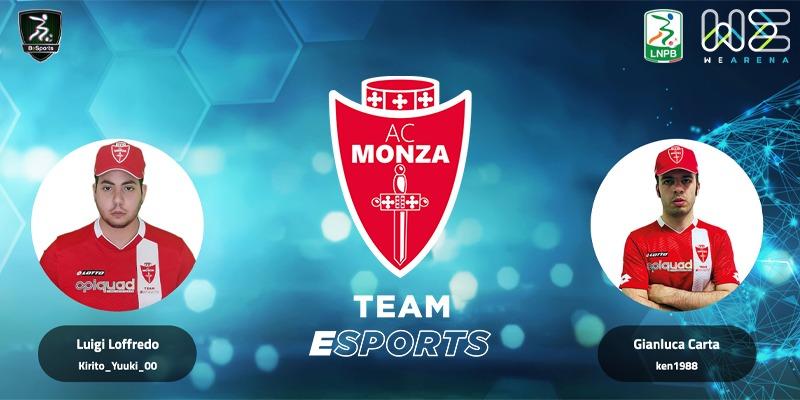 BeSports: Il Monza vola alle Final 12