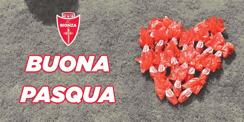 Happy Easter from AC Monza