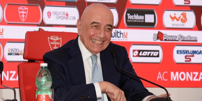 Buon compleanno Adriano Galliani!