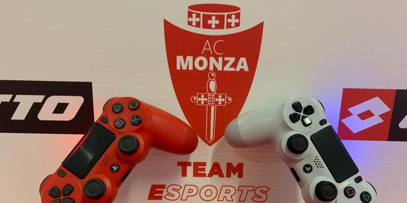 Il Monza entra nell'Osservatorio italiano eSports